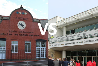 grand national vs cheltenham festival