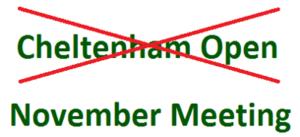 cheltenham open name change