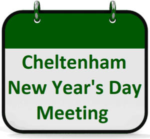 Cheltenham New Years Day Race Meeting