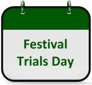 Cheltenham racecourse festival trials day