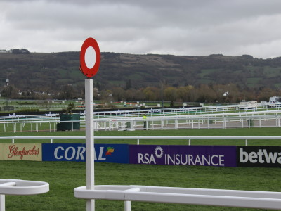 winning post at Cheltenham