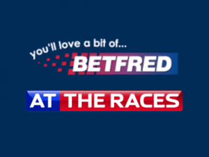 Betfred and AtTheRaces Logos