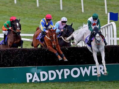 paddy power sponsored horse race