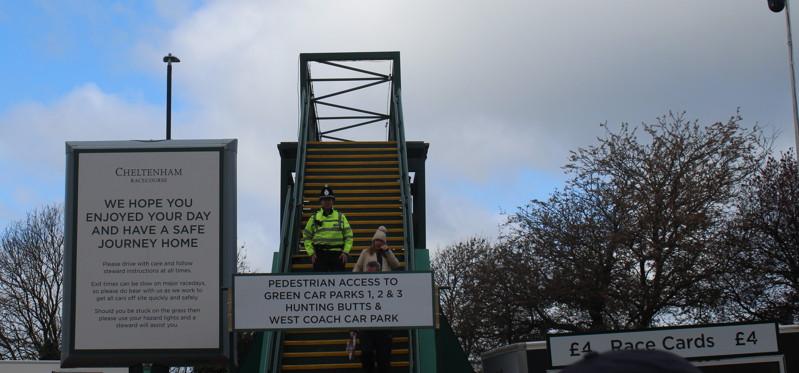 pedestrian-walkway-bridge-and-signs