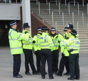 police-at-cheltenham-festival
