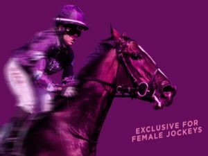 all-female race day