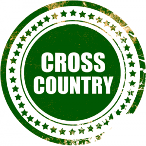 cross country stamp