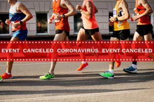 event cancelled coronavirus