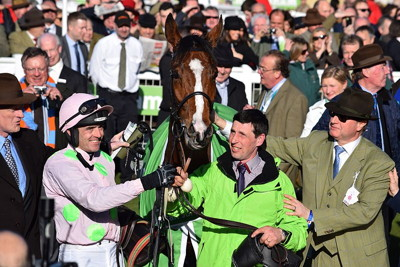 willie mullins, ruby walsh, rich ricci and faugheen