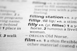 filly definition