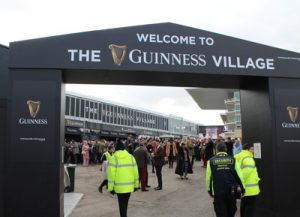 guiness village archway