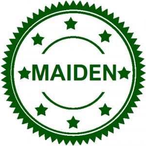 maiden stamp