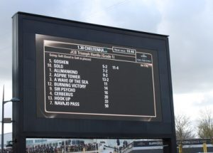 triumph hurdle race board