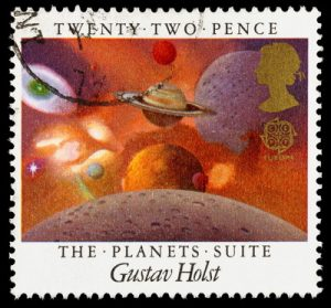 the planets gustav holst