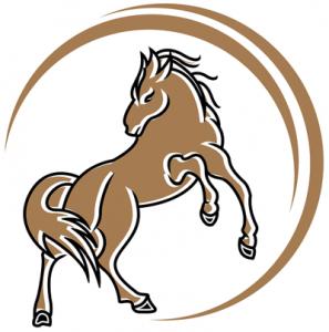 horse graphic mare