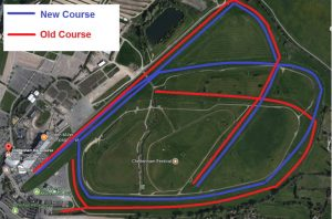 cheltenham racecourse layout