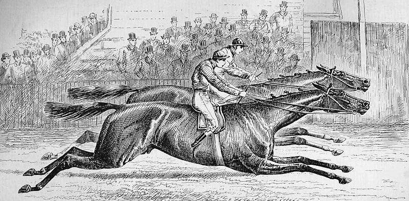 dead heat epsom derby 1884