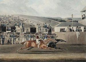 epsom derby 1828 dead heat