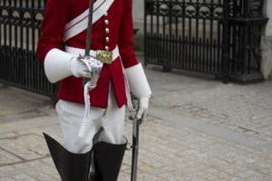 full british dress uniform